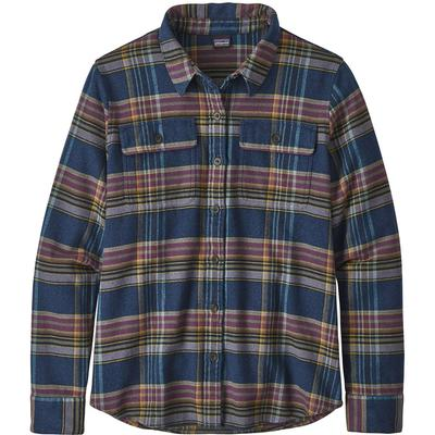 Patagonia Long Sleeve Fjord Flannel Shirt Women's
