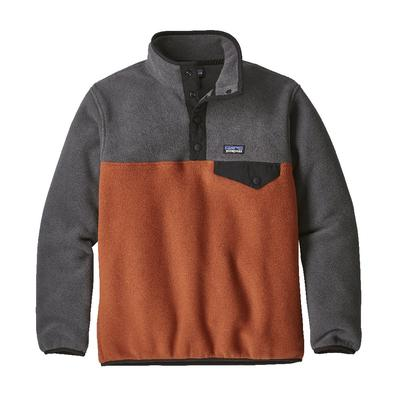 Patagonia Lightweight Synchilla Snap-T Fleece Pullover Boys'