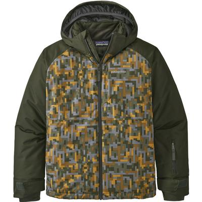Patagonia Snowshot Insulated Jacket Boys'