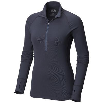 Mountain Hardwear Butterlicious Long Sleeve Half Zip Fleece Women's