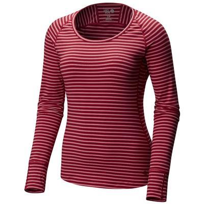 Mountain Hardwear Butterlicious Stripe Crew Sweatshirt Women's