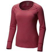 Mountain Hardwear Butterlicious Stripe Crew Sweatshirt Women's CRANSTAND