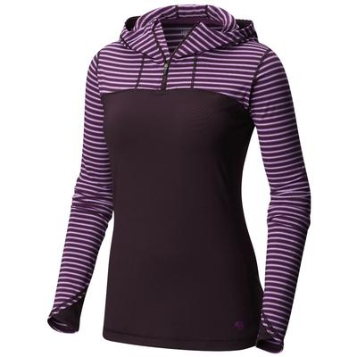Mountain Hardwear Butterlicious Long Sleeve Hoodie Women's
