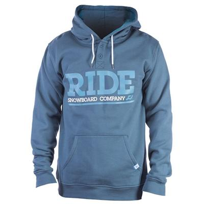 Ride Logo Pull Over Hoodie Men's