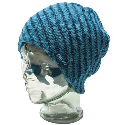 Ride Striped Beanie