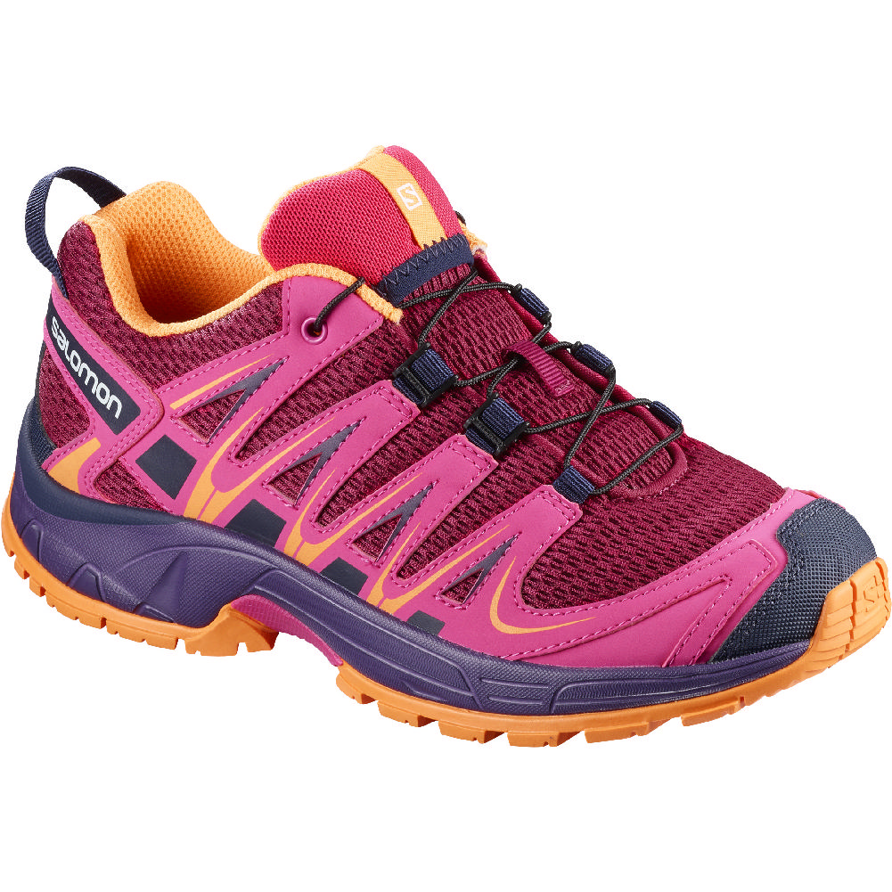 Salomon XA Pro 3D Junior Trail Running Shoes Kid's