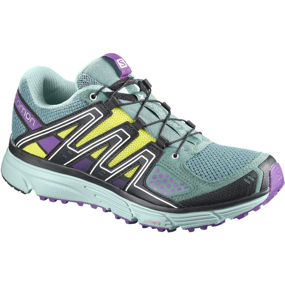 Salomon Womens X-Mission 3 Trail Running Shoes