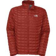 The North Face Thermoball Full Zip Jacket Men's Brick House Red