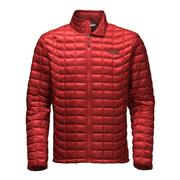 The North Face Thermoball Full Zip Jacket Men's Cardinal Red