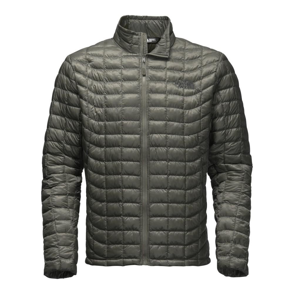 5aa81ad96d The North Face Thermoball Full Zip Jacket Men s Fusebox Grey