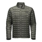 The North Face Thermoball Full Zip Jacket Men's Fusebox Grey