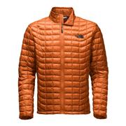 The North Face Thermoball Full Zip Jacket Men's Gingerbread Brown