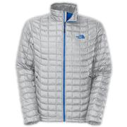 The North Face Thermoball Full Zip Jacket Men's High Rise Grey