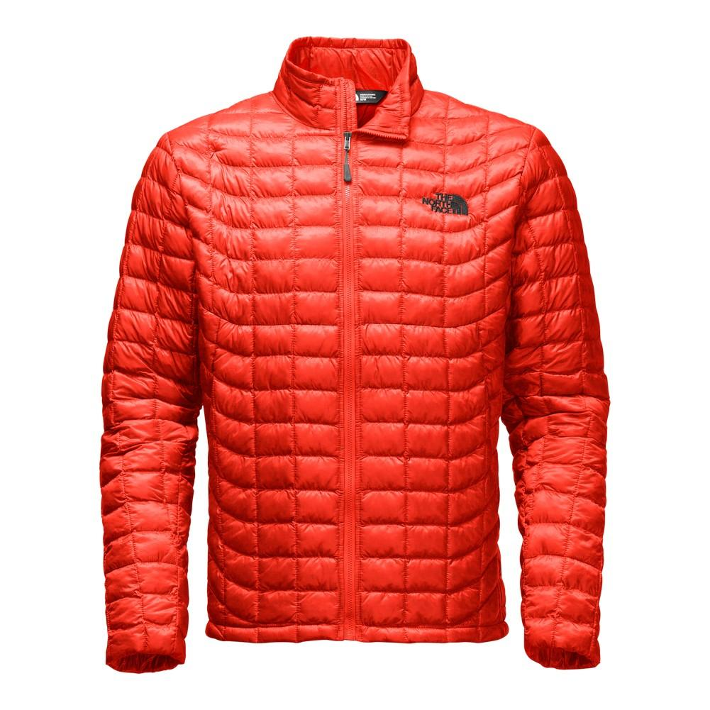 d04813e5d519 The North Face Thermoball Full Zip Jacket Men s Poinciana Orange