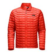 The North Face Thermoball Full Zip Jacket Men's Poinciana Orange