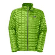 The North Face Thermoball Full Zip Jacket Men's Power Green