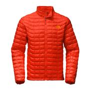 The North Face Thermoball Full Zip Jacket Men's Tibetan Orange
