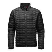 The North Face Thermoball Full Zip Jacket Men's TNF Black Croc Emboss