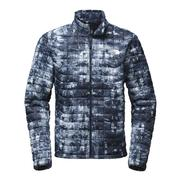 The North Face Thermoball Full Zip Jacket Men's Urban Navy Shibori Print