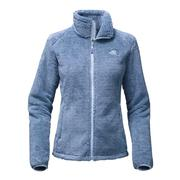 The North Face Osito 2 Jacket Women's Chambray Blue/Coastal Fjord Blue Stripe