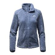 The North Face Osito 2 Jacket Women's Coastal Fjord Blue/TNF White Stripe