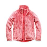 The North Face Osito 2 Jacket Women's VINTAGE WHITE/SPICED CORAL STRIPE