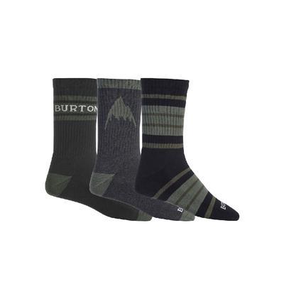 Burton Apres Socks 3 Pack Men's