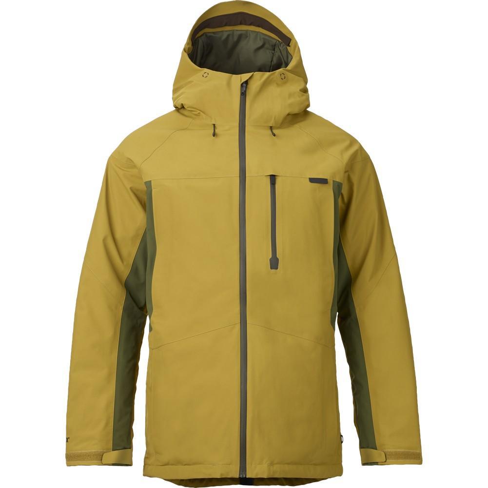 burton radial insulated gore tex jacket men 39 s. Black Bedroom Furniture Sets. Home Design Ideas