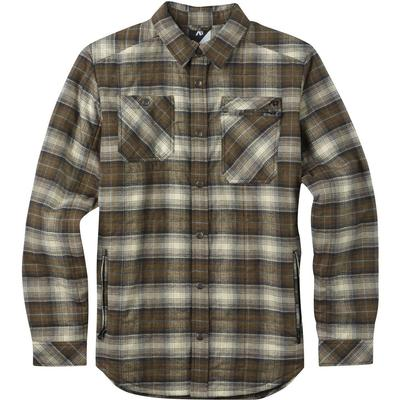 Burton Analog Bowery Quilted Flannel Men's