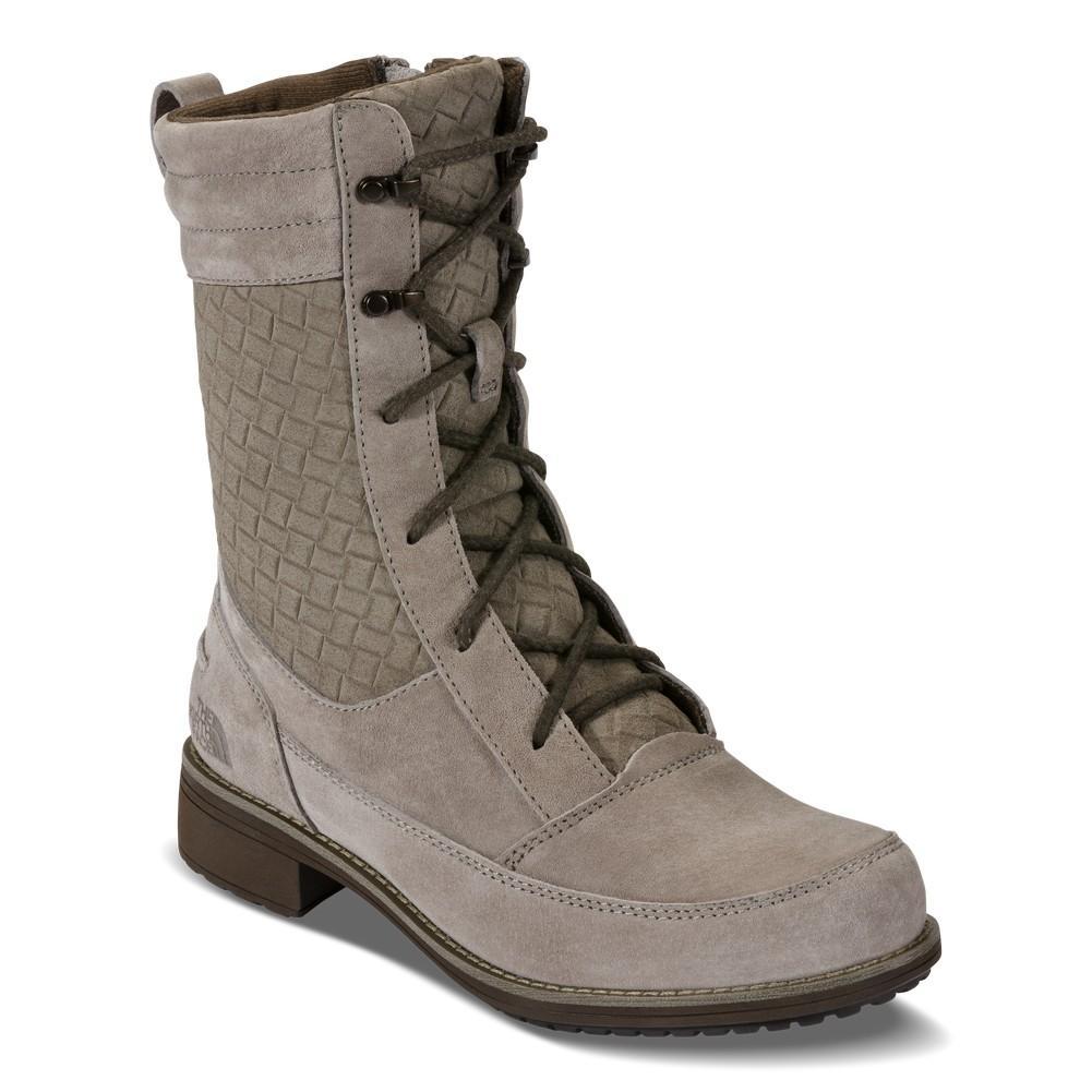b4ec9fe8e The North Face Bridgeton Lace Leather Boot Women's