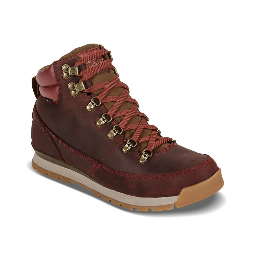 The North Face Back To Berkeley Redux Leather Boots Men's
