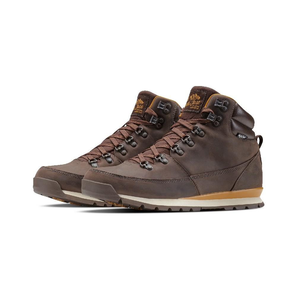 91ef2dbcd The North Face Back-To-Berkeley Redux Leather Boots Men's