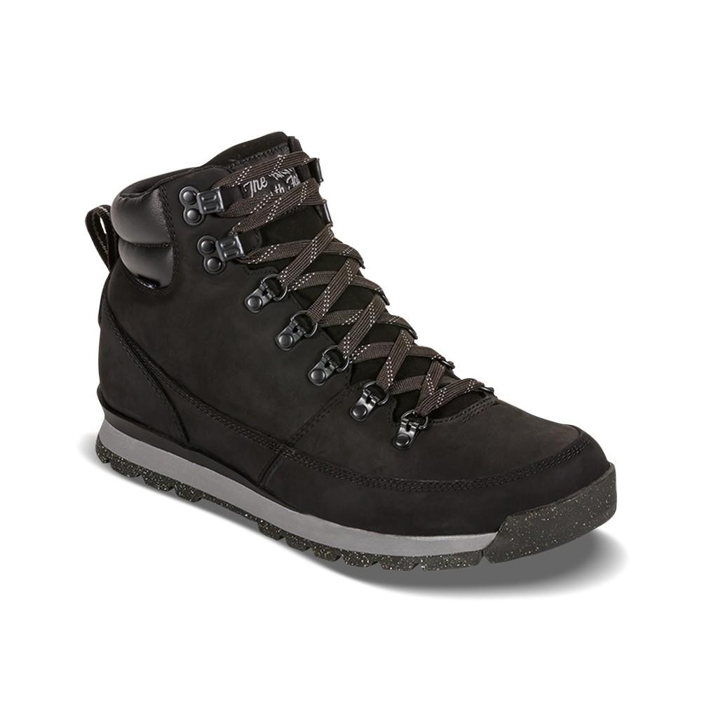 The North Face Back To Berkeley Redux Leather Boots Men S