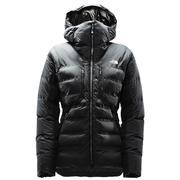 The North Face Summit L6 Jacket Women's Asphalt Grey/TNF Black Print