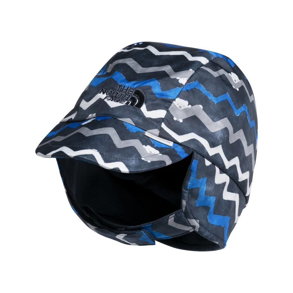 The North Face Baby Flapjacks Hat With Velcro Strap