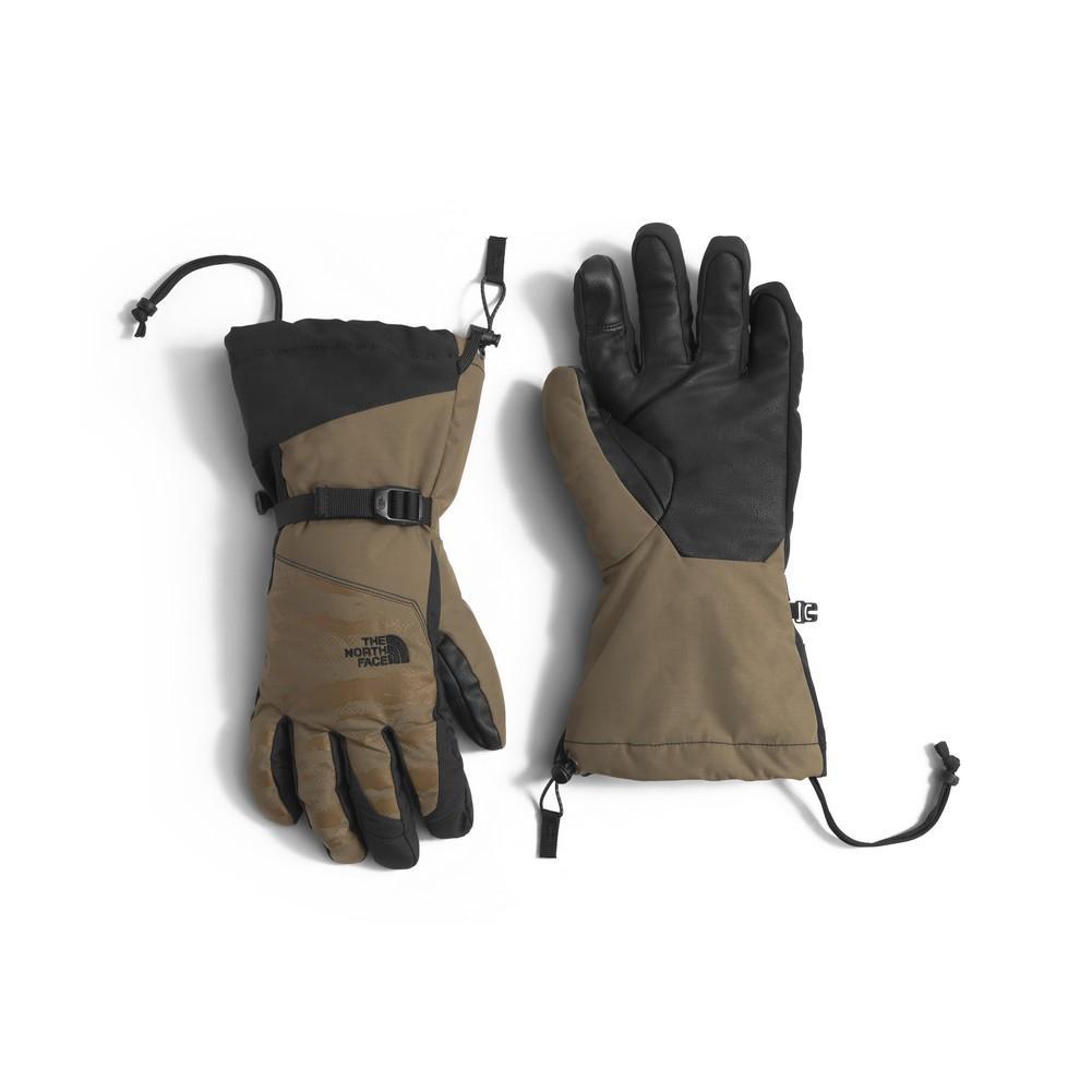 Mens etip gloves - The North Face Revelstoke Etip Glove Men S Cpr_bry_grn Tnf_blk