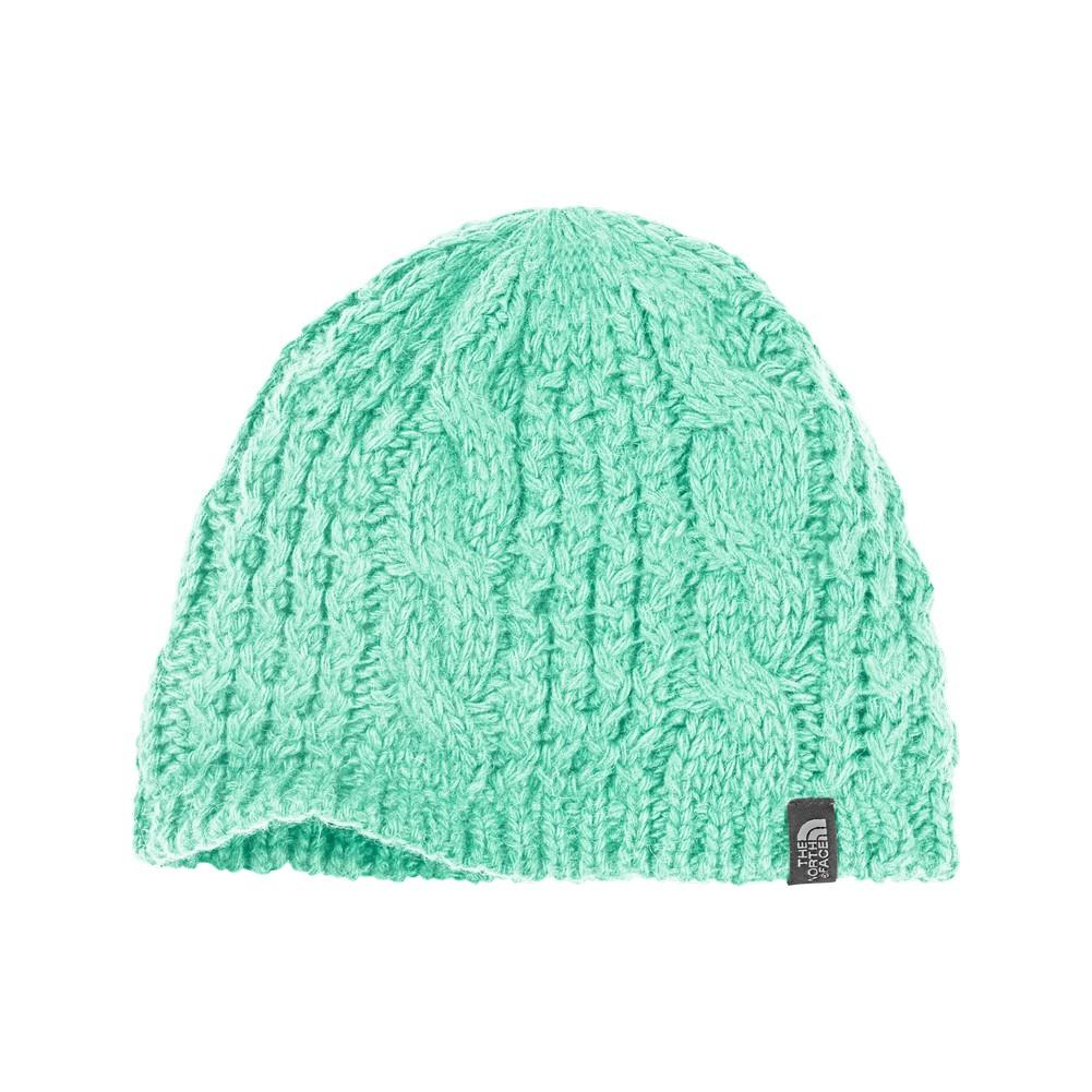 79928fbebc9 ... Deep Garnet Red. The North Face Cable Minna Beanie Ice Green