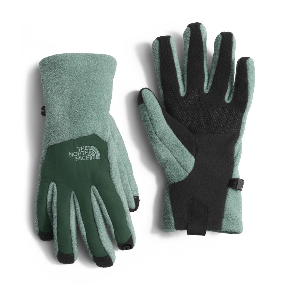e8ac6cf3375b The North Face Denali Etip Glove Women s Balsam Green Heather Darkest  Spruce ...