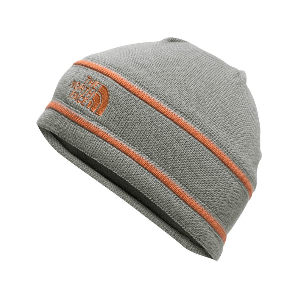 e15a4c91 The North Face Logo Beanie Fusebox Grey/Gingerbread Brown · The North Face  Logo Beanie Graphite Grey/Urban Navy ...