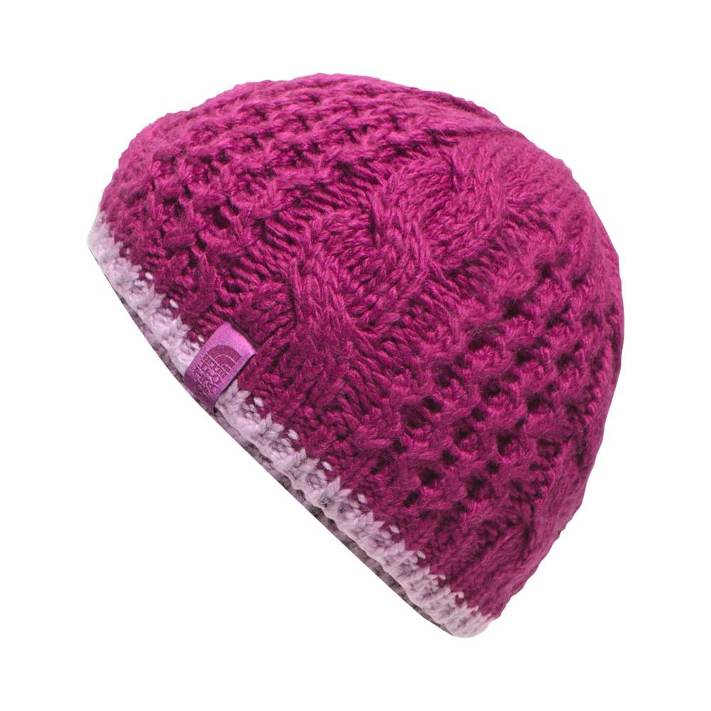 cf86c425f21fc The North Face Cable Minna Beanie Youth Roxbury Pink
