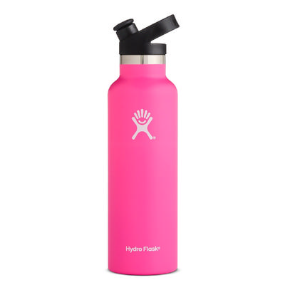 Hydro Flask 21oz. Standard Mouth Sports Cap Water Bottle
