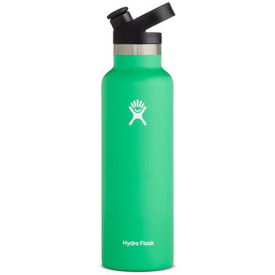 Hydro Flask 21 oz Standard Mouth Water Bottle with Sport Cap