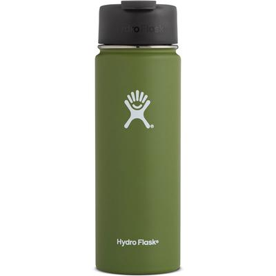 Hydro Flask 20 oz Wide Mouth Insulated Coffee Flask with Flip Lid
