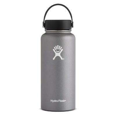 Hydro Flask 32 oz Wide Mouth Vacuum Insulated Stainless Steel Water Bottle
