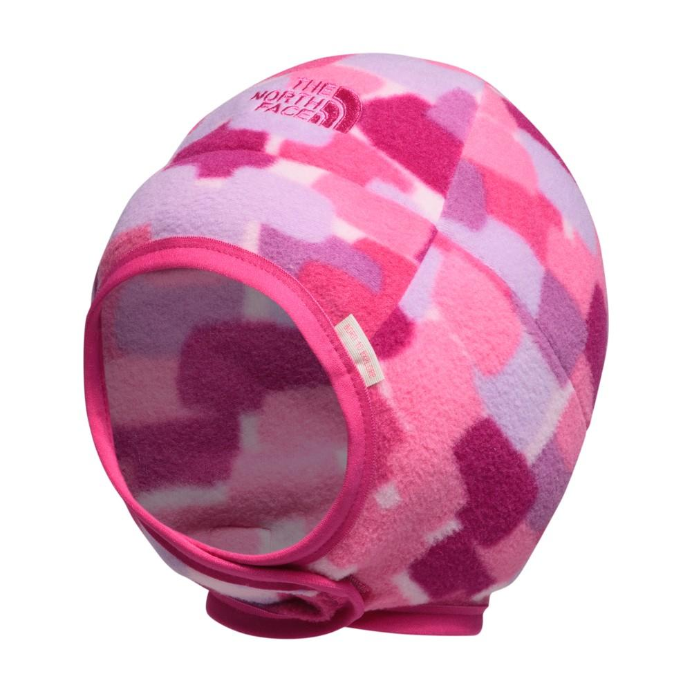 b29753e317b The North Face Baby Nugget Beanie Cabaret Pink Block Print ...