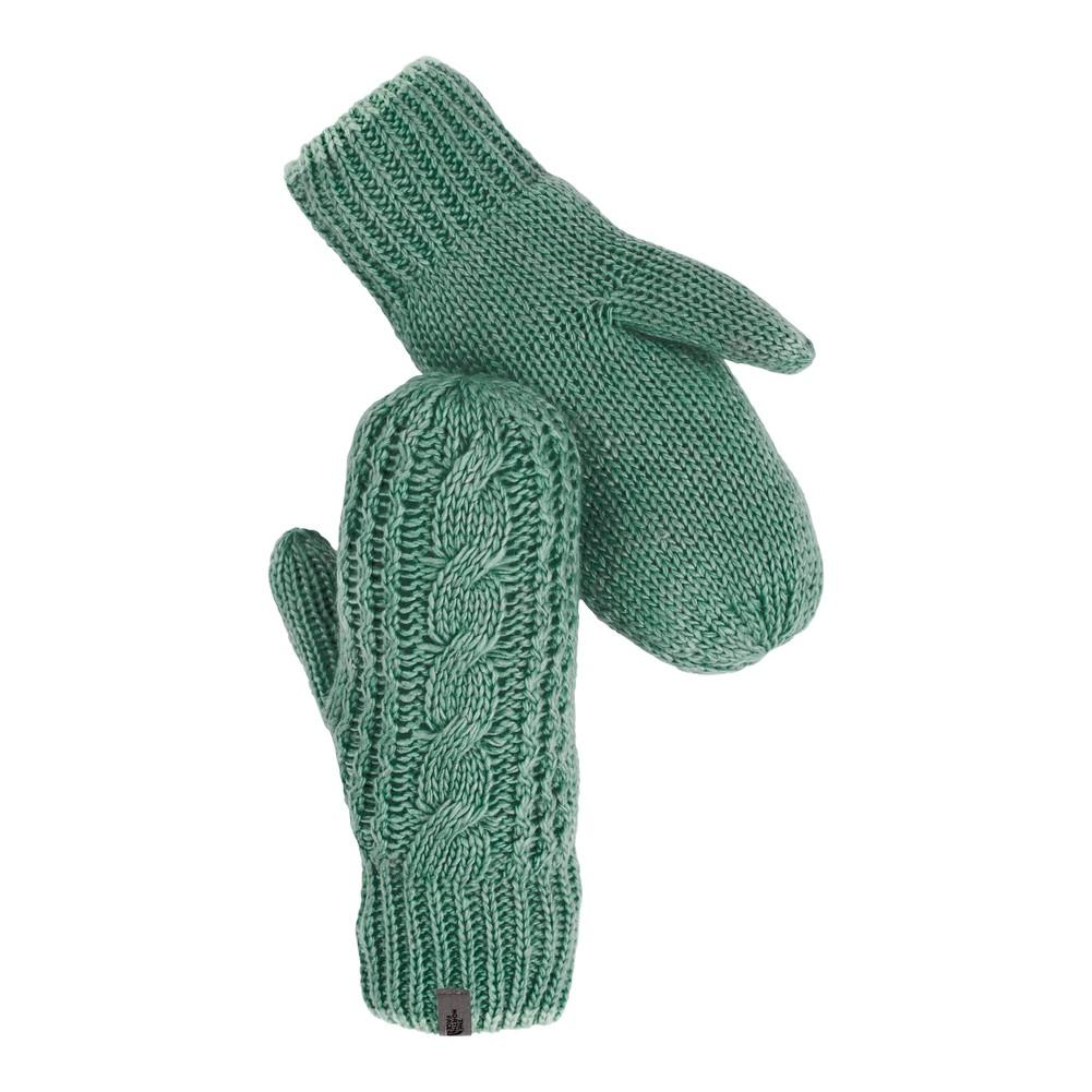 e91abb325 The North Face Cable Knit Mitt Women's