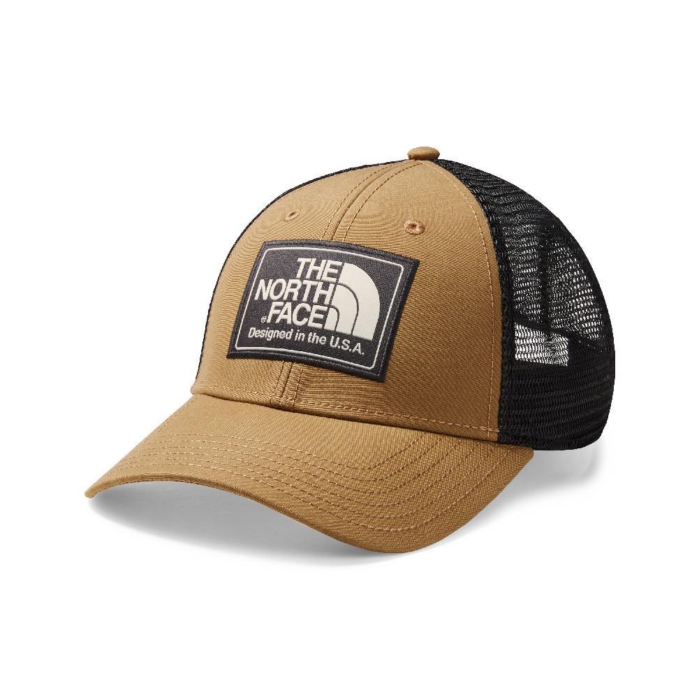 880d82b0a657c The North Face Mudder Trucker Hat CARGO KHAKI HEATHER WEATHERED BLACK