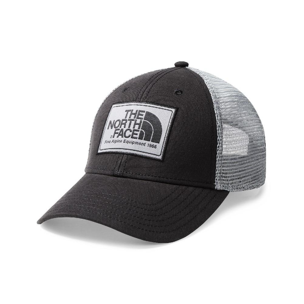8e59d547 The North Face Mudder Trucker Hat TNF BLACK/MID GREY