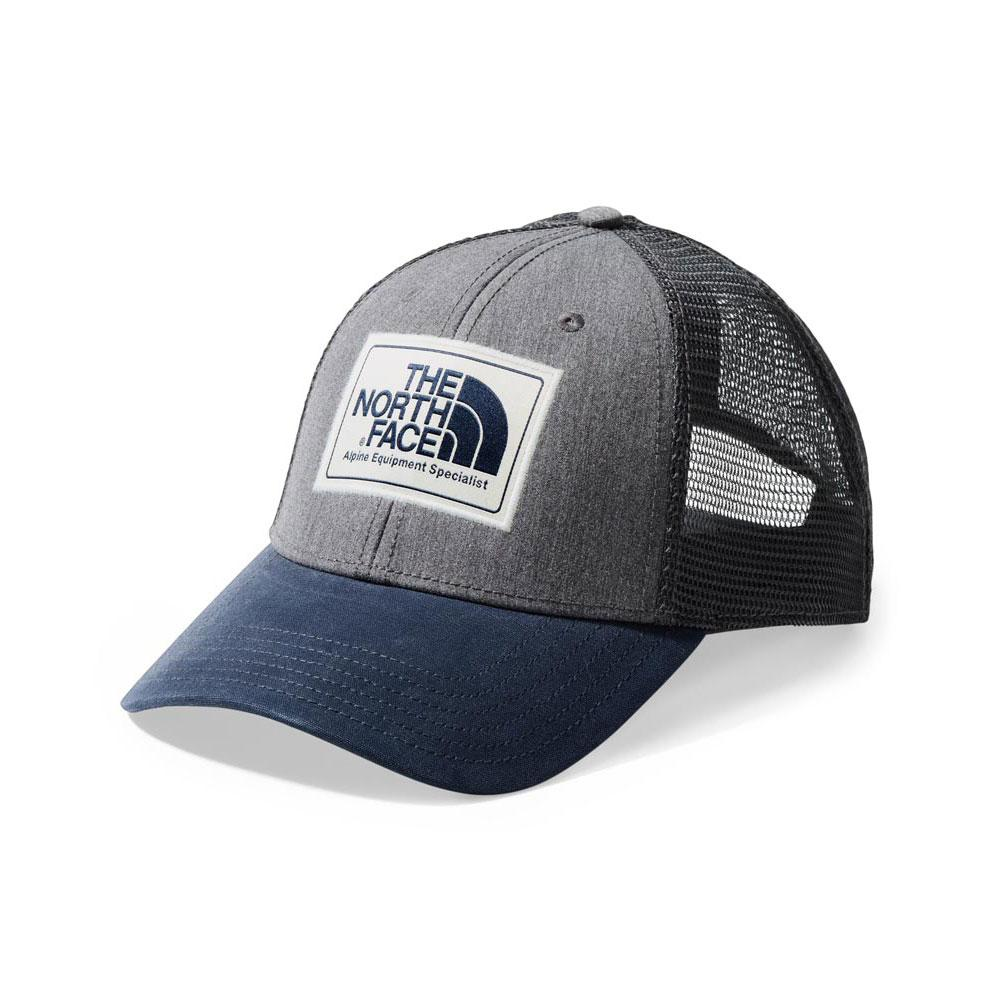 37900aa5 The North Face Mudder Trucker Hat TNF MEDIUM GREY HEATHER/URBAN NAVY