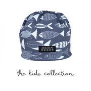Skida Alpine Hat Kids' FISHY FISH